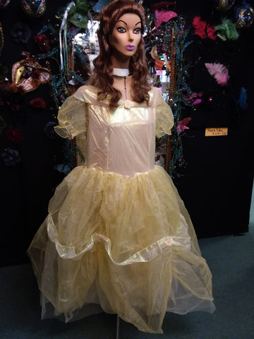 Belle Plus Size Costume