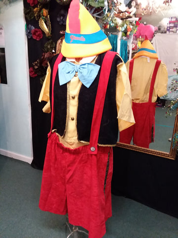 Pinocchio Disney Adult Costume