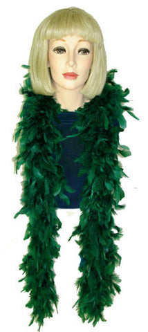 Emerald Green Boa - Chandelle