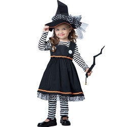 Witch Toddler Costume