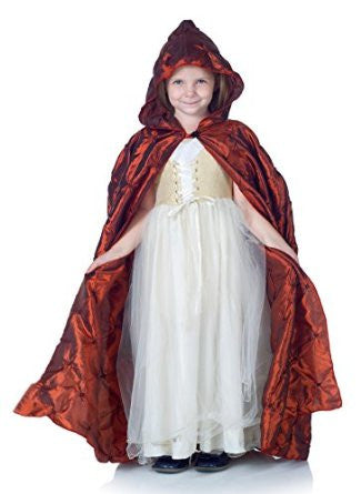Child Pintuck Cape