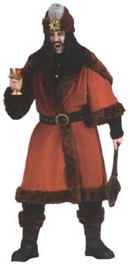 Vlad The Drac Costume