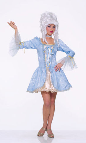 Sexy Marie Antoinette Costume