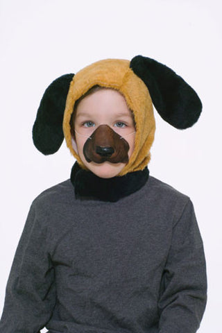 Dog Hood and Nose Set
