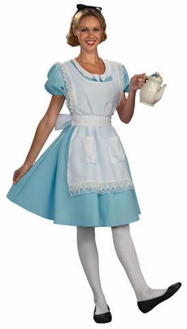 Alice In Wonderland - Classic Costume Plus Size