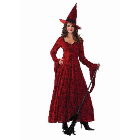 Crimson Witch Costume