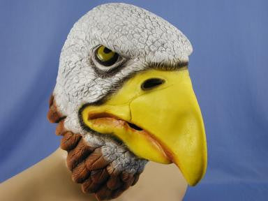 Mask, White Eagle