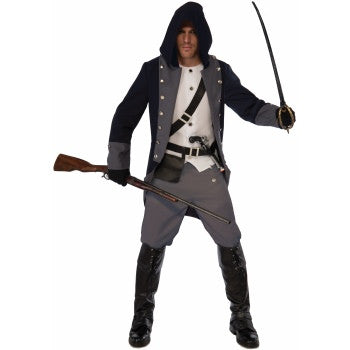 Silent Warrior Costume
