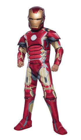 Iron Man Costume Child Size.