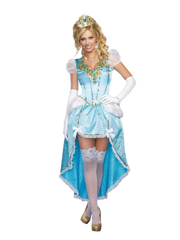Cinderella Having a Ball Costume