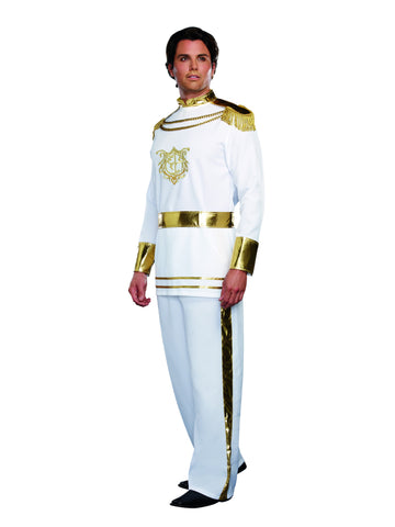 Fairytale Prince - Adult Costume