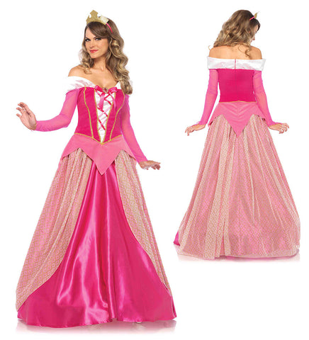 Princess Aurora Ball Gown