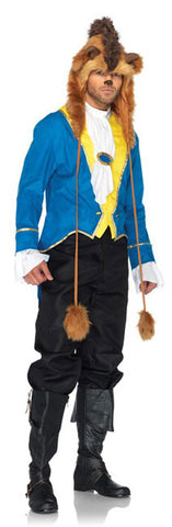Beast Costume - Beauty and the Beast Costume