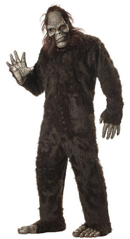Bigfoot Costume