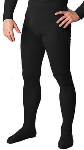 Men's Deluxe Tights - Black