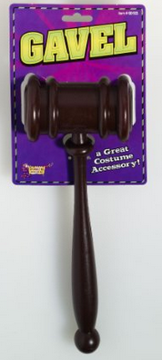 Judge's Gavel  8-25083