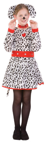 Dalmation Dress Costume  - Girls Costumes