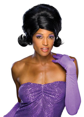 Supremes Wig -W108B  DreamGirls Glam Musical Wig