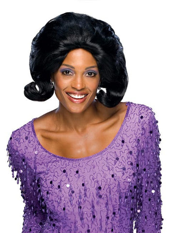 Supremes Wig - W108C DreamGirls Star Musical Wig