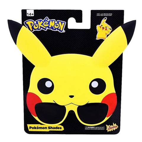 Pokemon Pikachu Sunstaches