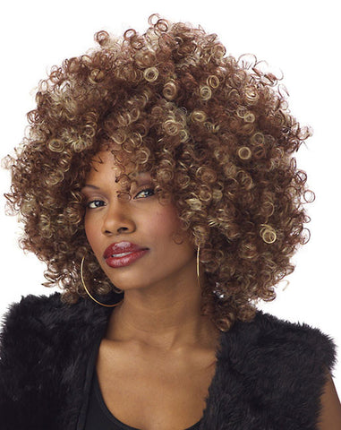 Fine Foxy Afro Wig