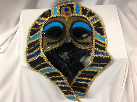 Mask, Jeweled King Tut