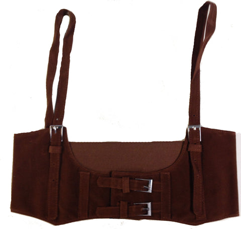 Waist Cincher Belt with Suspenders