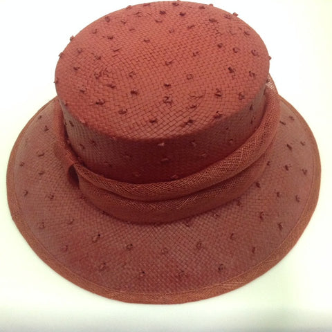 Red Toyo Ladies Hat  9-1021