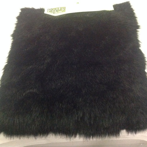 Fur, Luxury Black 'Teddy'88-1009