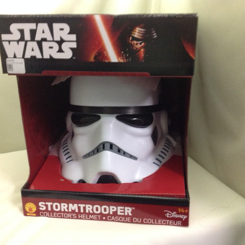 Storm Trooper Collector's Helmet