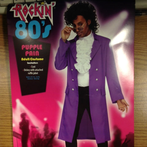Prince Purple Rain Costume  35-133164