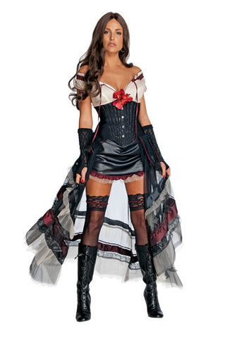 Sexy Lilah Costume - Jonah Hex