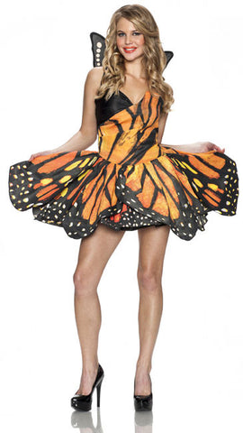 Monarch Beauty Costume - Butterfly