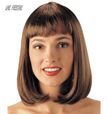Wig, Brown/Auburn Peggy Sue