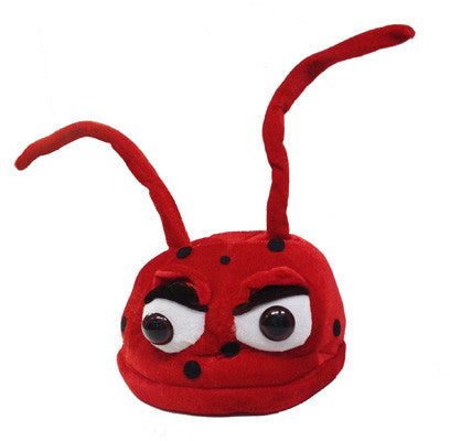 Ant Hat - Red Bug Hat