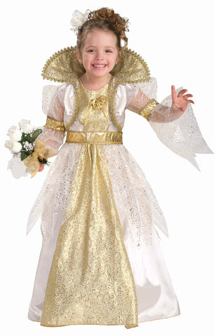 Child Royal Bride Costume