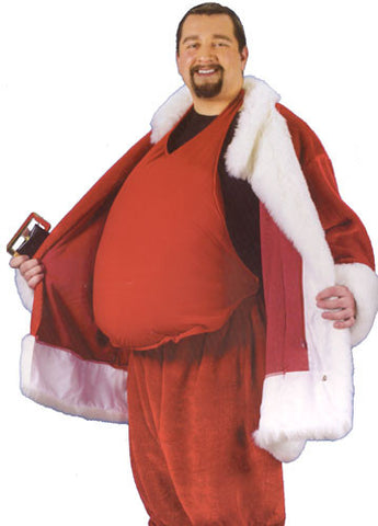 Santa Belly Pad