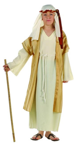 Deluxe Shepherd Gold Costume - Child Costume