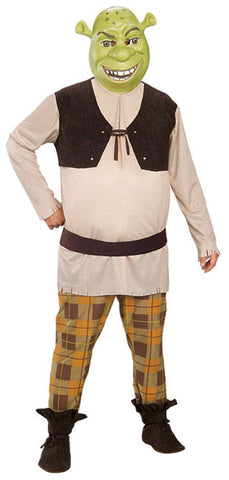 Shrek The Third Shrek Deluxe Adult Costume