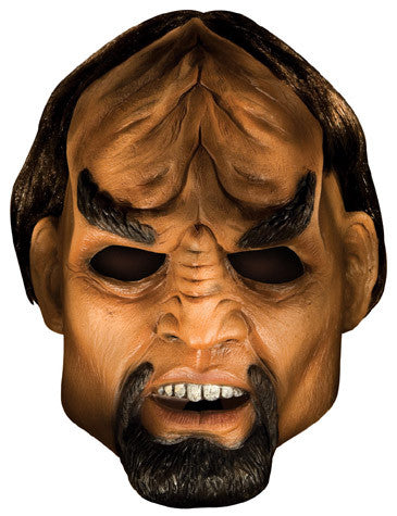 Star Trek Masks Worf Deluxe Adult
