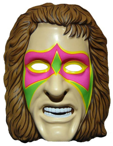 Ultimate Warrior Vintage Wrestling Mask - WWF