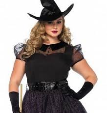 Witch Costume Plus Size