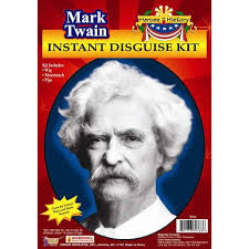 Mark Twain Disguise Kit  8-70763