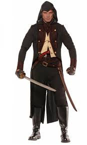 Pirate Eliminator Men's Costume.