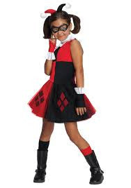 Harley Quinn Child Costume