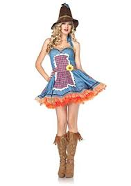 Lady Scarecrow Costume