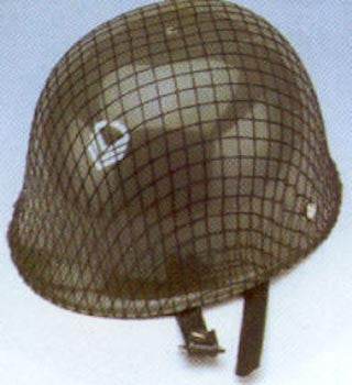 Child's Army Helmet