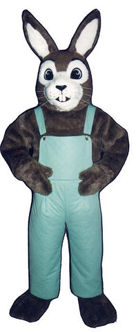 J.R. Rabbit Costume with Overalls