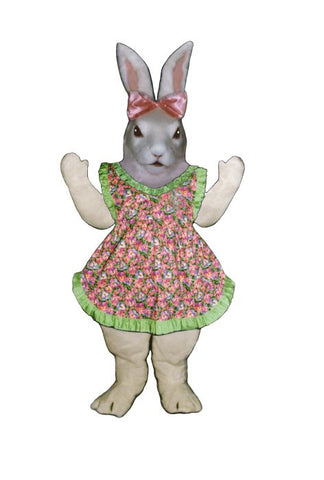 Jill Rabbit Costume with Apron & Bow