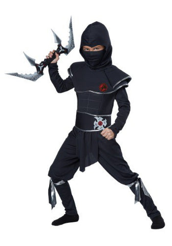 Ninja, Stealth Child's Costume